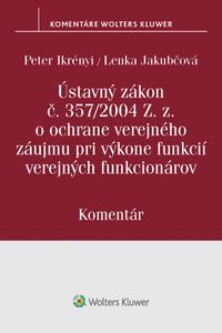Ústavný zákon o ochrane verejného záujmu pri výkone funkcií verejných funkcionárov
