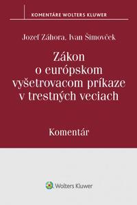 Zákon o európskom vyšetrovacom príkaze v trestných veciach