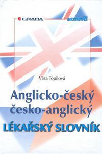 Anglicko-český, česko-anglický lékařský slovník