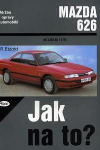 Mazda 626 od 4/83 do 11/91