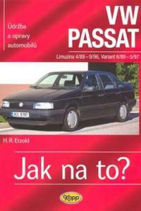 VW PASSAT - Limuzína 4/88 - 9/96, Variant 6/88 - 5/97