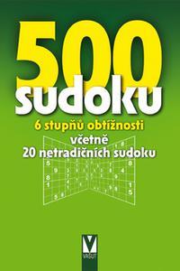 500 sudoku zelená