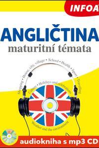 Angličtina maturitní témata - Audiokniha s mp3 CD