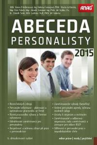 Abeceda personalisty 2015
