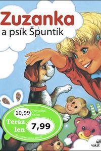 Zuzanka a psík Špuntík