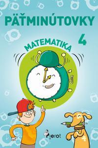 Päťminútovky matematika 4.ročník ZŠ