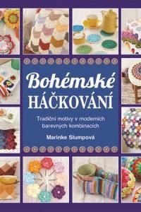Bohémské háčkování - Tradiční motívy v moderních barevných kombinacích
