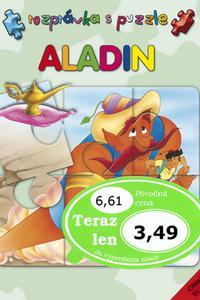 Aladin - Rozprávka s puzzle