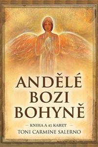 Andělé bozi bohyně - Kniha a 45 karet