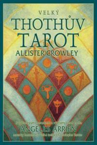 Velký Thothův tarot - návod a 78 karet