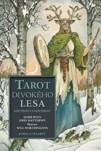 Tarot divokého lesa (Kniha a 78 karet)