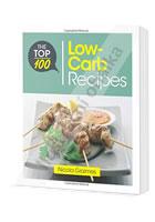 100 nejlepších receptů s nízkou hladinou cukru: rychlá a výživná jídla