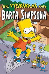 Simpsonovi - Velká vyskákaná kniha Barta Simpsona