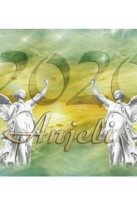 Anjeli 2020 - stolný kalendár
