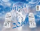 Anjeli 2019 - stolný kalendár