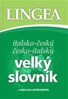Italsko-český česko-italský velký slovník