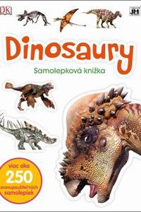 Dinosaury - Samolepková knižka