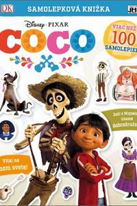 Samolepková knižka - Coco