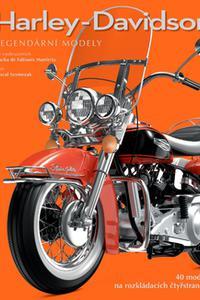Harley-Davidson. Legendární modely