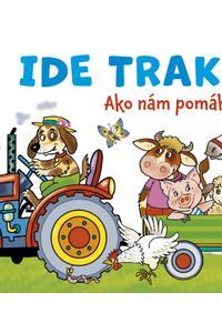 Ide traktor