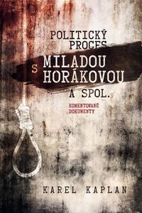 Politický proces s Miladou Horákou a spol.