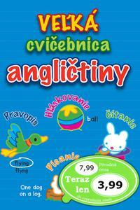 Veľká cvičebnica angličtiny