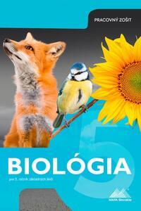 Biológia - pracovný zošit pre 5. ročník