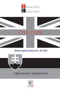 Civil Code - Občiansky zákonník