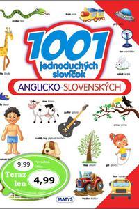 1001 jednoduchých slovíčok