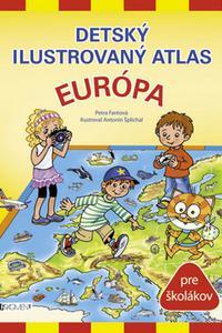 Detský ilustrovaný atlas - Európa