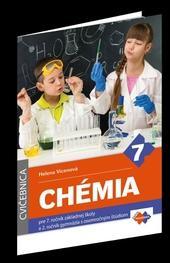 Cvičebnica - Chémia pre 7. ročník základnej školy a 2. ročník gymnázia s osemročným štúdiom