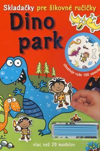 Dino park - Skladačky pre šikovné ručičky