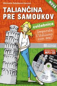 Nová taliančina pre samoukov cvičebnica