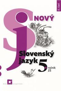 Nový Slovenský jazyk pre 5.ročník ZŠ