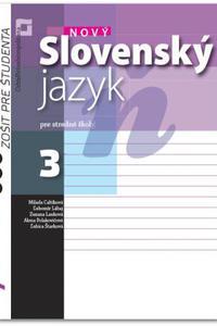 Nový Slovenský jazyk pre SŠ 3. ročník