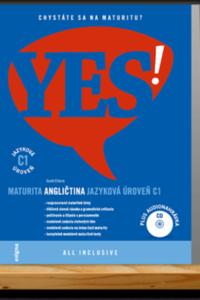 Yes! - Angličtina - maturita - jazyková úroveň (C1) + CD