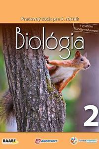 Biológia - Pracovný zošit pre 5. ročník 2