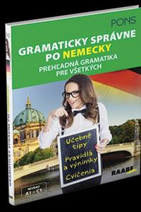 Gramaticky správne po nemecky
