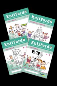 Kuliferdo - Vývinové poruchy učenia - Písmenká