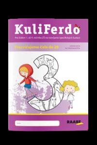Kuliferdo – Pprecvičujeme čísla do 20