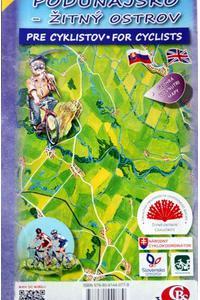 Podunajsko - Žitný ostrov - Pre cyklistov/For Cyclists