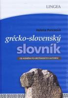 Grécko-slovenský slovník-Od Homéra po kresťanských autorov