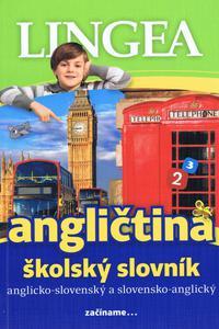 Anglický školský slovník