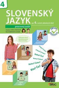 Slovenský jazyk pre 4. ročník ZŠ