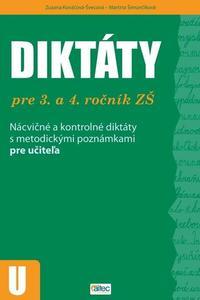Diktáty pre 3. a 4. ročník ZŠ