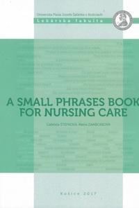A small phrases book for nursing care