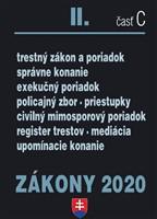 Zákony 2020/2. časť C