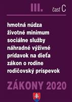 Zákony 2020/3. časť C