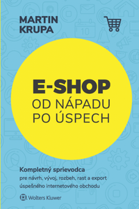 E-shop od nápadu po úspech