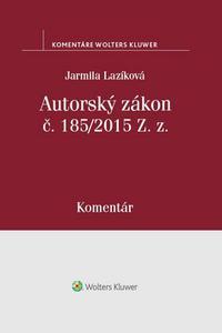 Autorský zákon č. 185/2015 Z. z
